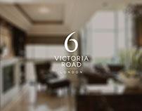 6, Victoria Road, London