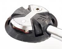 SpeedPlay Zero Aero Pedals - Full CGI