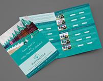 Maternitea Brochure Design
