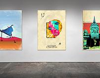 Picasso Klimt Kandinsky... Krasowski