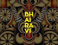 B H A I R A V I |Padayani Art Project