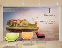 I Properties's Interior Office Design