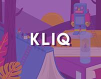 KLIQ- Group Project Management App