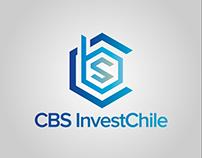 Logotipo CBS Invest Chile