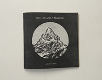 Once You Were A Mountain - Fanzine