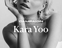 Campaign for Kara Yoo Jewelry