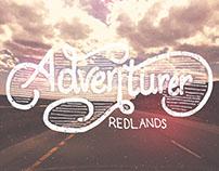 "Redlands - ""Adventurer"""