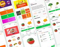 Aladin's Chirag - ECommerce App