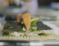 Enjoy Sushi Business Portrait