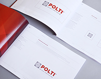 POLTI _ Restyling and brand architecture