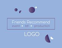 - Friends Recommend -              L O G O