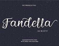 Fandella Script