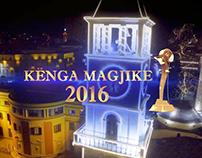 Kenga Magjike 2016 Graphic Package