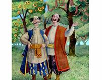 There were lords Kublitski and Zablocki