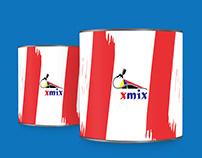 Xmix label