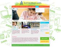 Egyptian English School Website