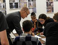 Wayfinding Workshop with Dietmar Gotzelmann