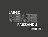Revitalização do Largo do Paissandu