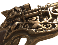 Clockwork Revolver