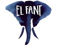 El Fant logo