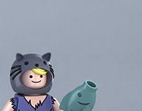 LEGO Susan Strong minifig