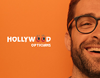 Hollywood Opticians, Social Media