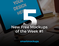 New Mockups of the Week #1