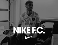 Nike FC SS18 - Marco Asensio Photoshoot