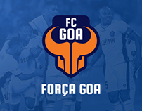 FC GOA:  An ISL Club Website