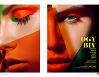 OGY BIV for Obvious Magazine September 2018