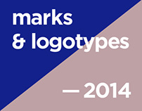 Marks and logotypes — 2014