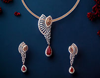 Jewellery Campaign shoot