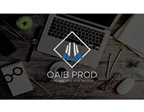 carte visite OAIB PROD