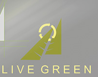 Green Architecture Logo Design