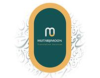 Mutarjimoon Logo