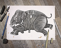 Escaping Elephant - Re-Branding