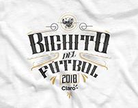 TROFEO BICHITO DEL FUTBOL 2018