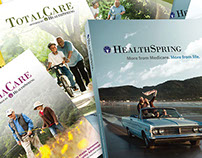 HealthSpring Sales Materials