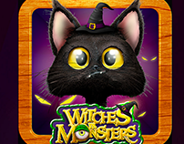 Witches vs. Monsters Game Design