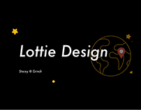 Lottie Micro-animation Design