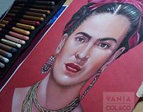 Frida Kahlo - Tribute