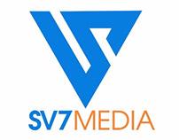 Logo options for SV7 Media