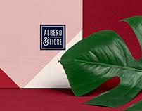 Albero & Fiore   Brand identity