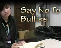 Say NO To Bullies