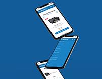 OfficeCrave.com - UX Design & Development