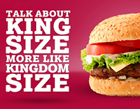 Burger King Website
