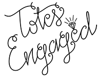 Totes Engaged Font Treatment