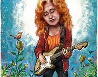 Bonnie Raitt - Rhythms Magazine