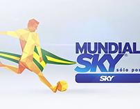 Sky Mundial 2014