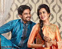 Prs Textiles Diwali Campaign